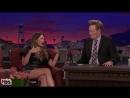 Elizabeth Olsen Teaches Conan Russian Curse Words - CONAN on TBSTrim