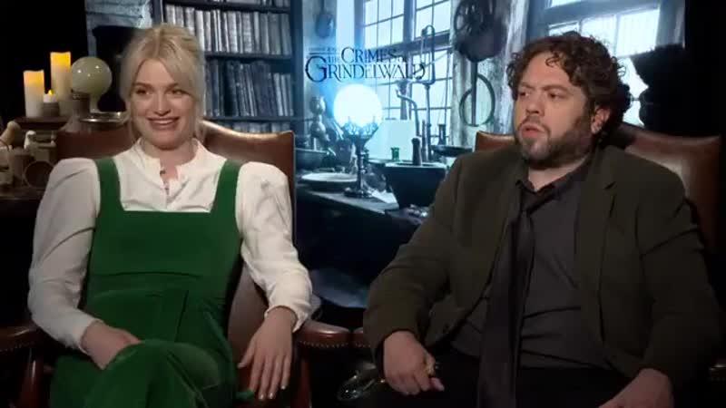 Эли и Дэн на интервью. Часть 7.