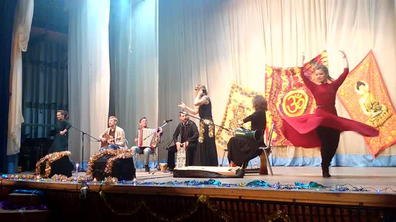 Выступление с концерта Йоеле Гонсалеса (фолк)