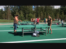 2018 Крестовский Играем в настольный теннис