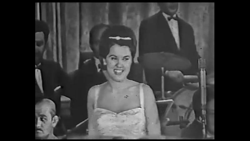 ПОЁТ ИОВАННА Московский концерт, 1963г