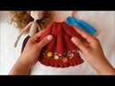 Realistic doll dress / doll outfit crochet
