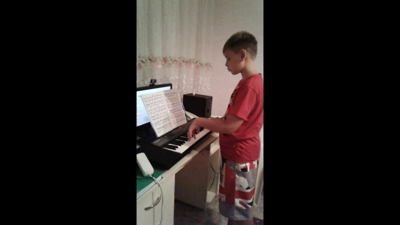 К Элизе. Бетховен в моем исполнении