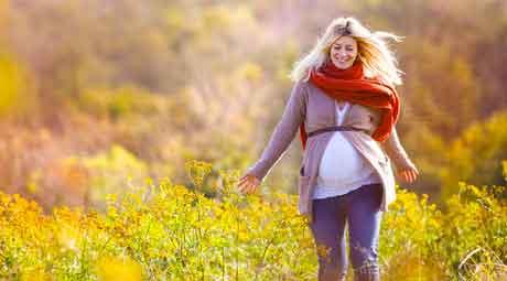 Каковы преимущества ходьбы во время беременности?