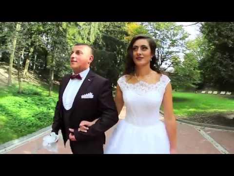 Весільний кліп Романа та Наталії (Піддністряни - Камяне - Заліски)
