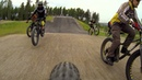 Fat BMX racing