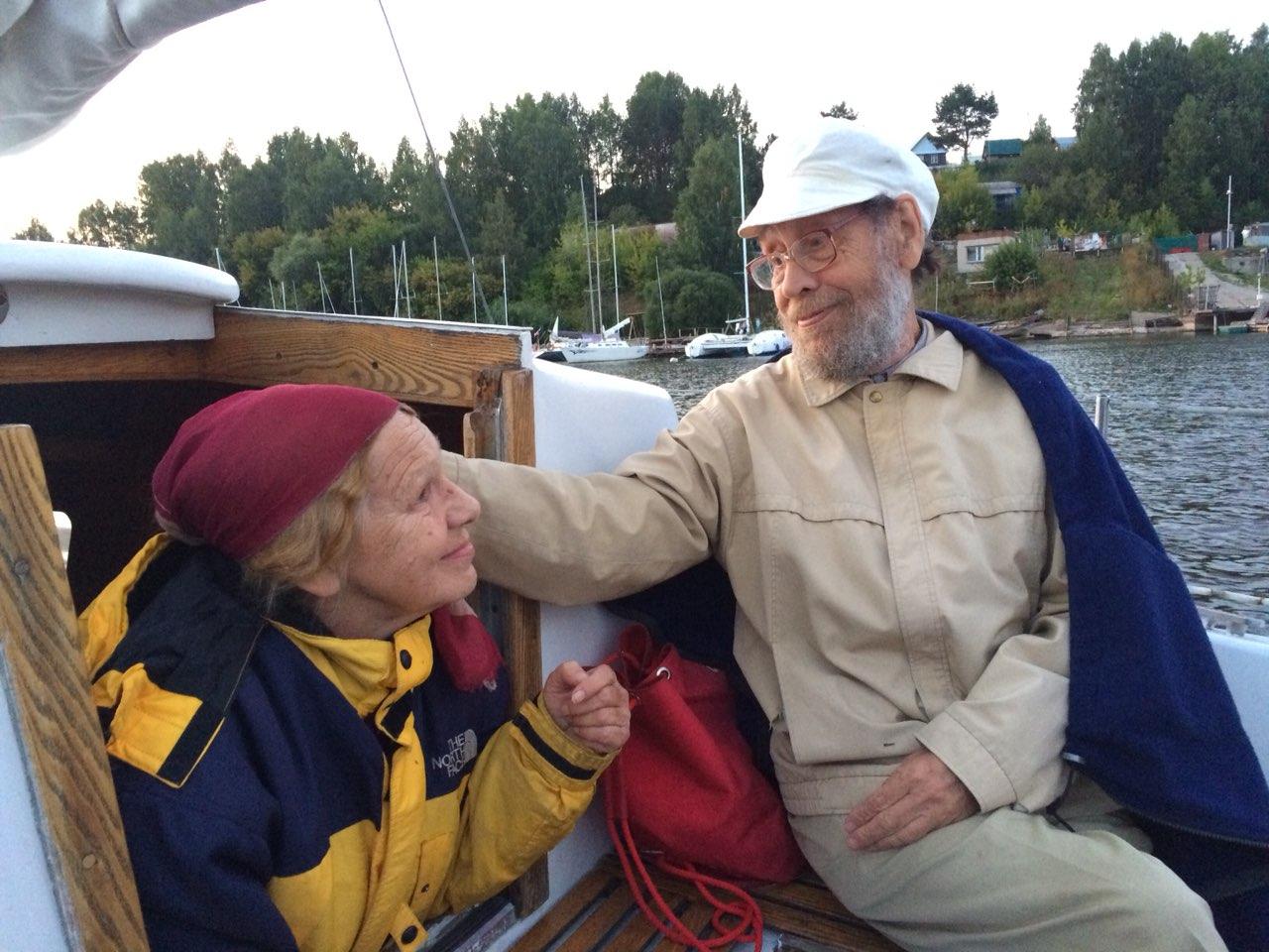 Годовщина совместной жизни на яхте пермь