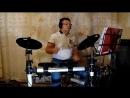 MAH01085Drifter Бродяга Come Taste 1975g Deep Purple drum cover Pautov Wladimir