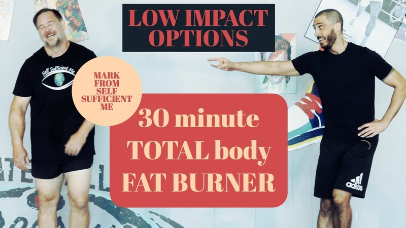 Body Project - Low Impact Total Body Fat Burning Workout for All Levels   Низкоударная интервальная тренировка для похудения и тонуса тела с гантелями