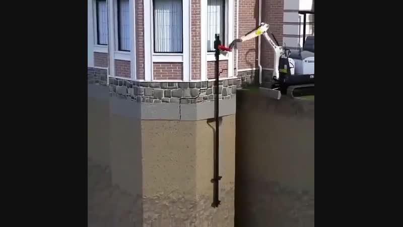 Укрепляем фундамент - Строим дом своими руками erhtgkztv aeylfvtyn - cnhjbv ljv cdjbvb herfvb