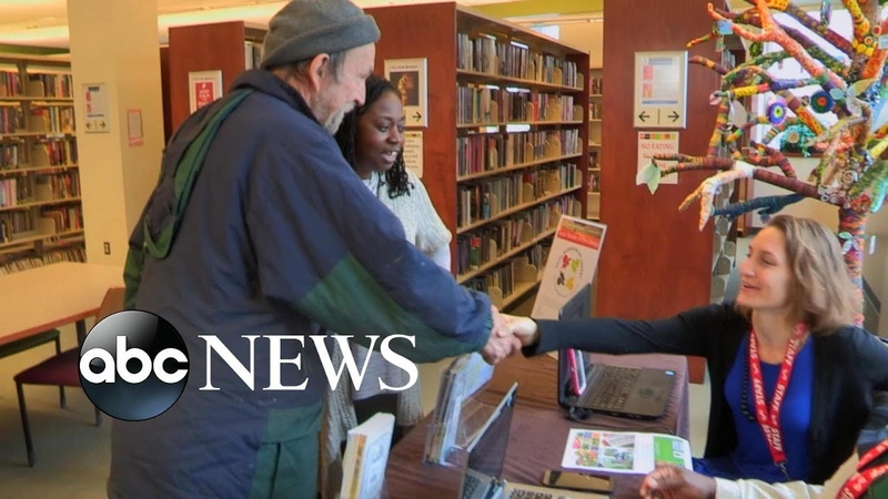Inside the community library nominated as one of the Nicest Places in America