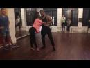 Bachata  (Бачата) Alan Eufor & Natalya Poddubnaya, школа танцев Держи Ритм