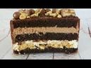 Торт Сникерс нереально вкусный