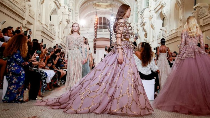 Elie Saab Haute Couture Fall winter 2018 19