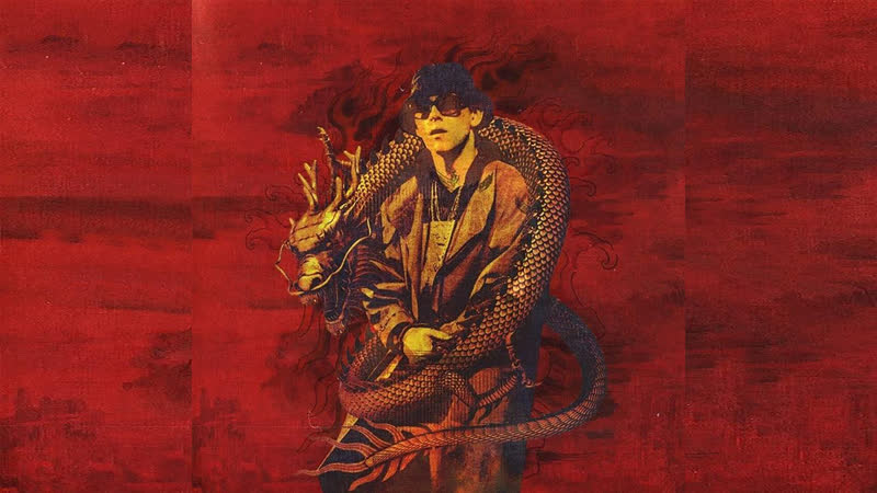 Big Baby Tape - Dragonborn (Full Album / Полный Альбом) (2018)