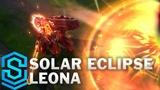 Solar Eclipse Leona Skin Spotlight - League of Legends