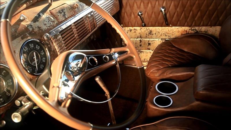 Whistling Dixie Slam'd 1947 Patina Hot Rat Street Rod, Shop Truck FOR SALE