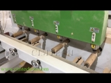High precision 4axis wood router machine, 4 spindles multi-heads wood carving machine