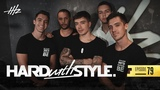 Headhunterz - HARD with STYLE Episode 79 The Project One Special, Guestmix by Sefa