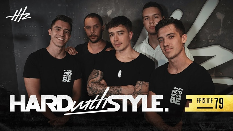 Headhunterz HARD with STYLE Episode 79 The Project One Special Guestmix by Sefa смотреть онлайн без регистрации