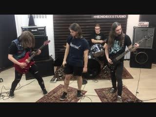 Daredevil - Metal Command (Exodus cover)