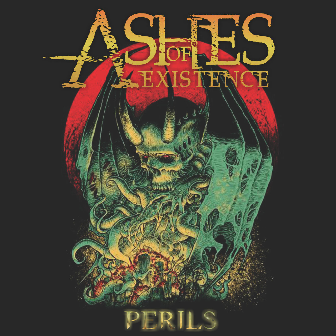 Ashes of Existence - Perils [EP] (2019)