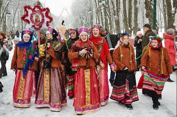Колядки на Рождество. Когда колядуют в России