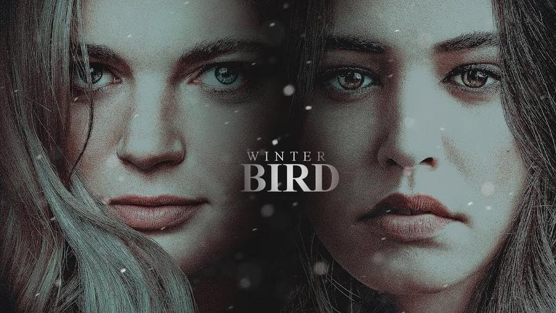 ❖ Josie and Lizzie Winter Bird