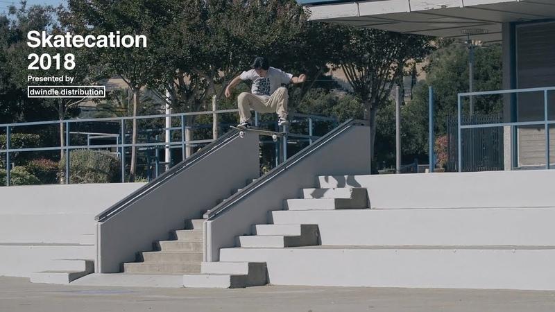 Skatecation 2018 | Dwindle Distributor Flow