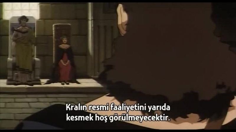 Hashire Melos (1992) - Bölüm 1