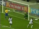Гол Анри в ворота Бразилии на ЧМ 2006