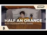 Half an Orange - Buzz Lightyear (WRLD Remix) Monstercat Official Music Video