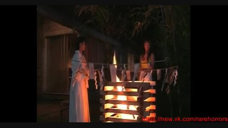 Синяя леди 2 - Рождение дитя демона ( 1995 ) боевик ужасы 18