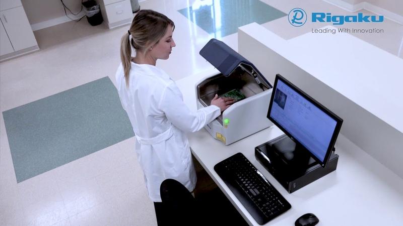 Rigaku NEX DE VS エネルギー分散型蛍光X線分析装置