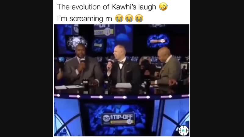 Эволюция смеха Кавая Ленарда