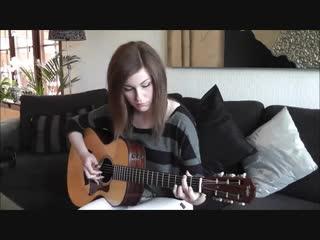 (Led-Zeppelin)-Stairway-To-Heaven---Gabriella-Quevedo