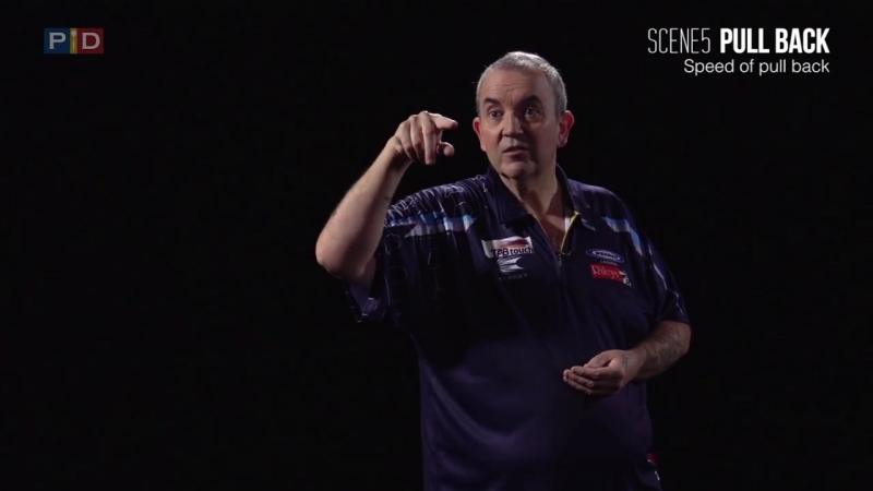 A Portrait In Darts - Phil Taylor