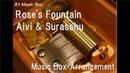 Rose's Fountain/Aivi Surasshu [Music Box] (Anime Steven Universe Insert Song)
