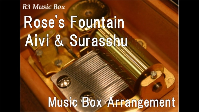 Rose's Fountain Aivi Surasshu Music Box Anime Steven Universe Insert Song