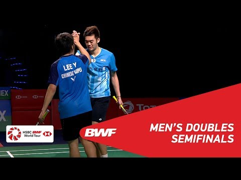 SF | MD | ASTRUP/RASMUSSEN (DEN) [1] vs LEE/WANG (TPE) | BWF 2019