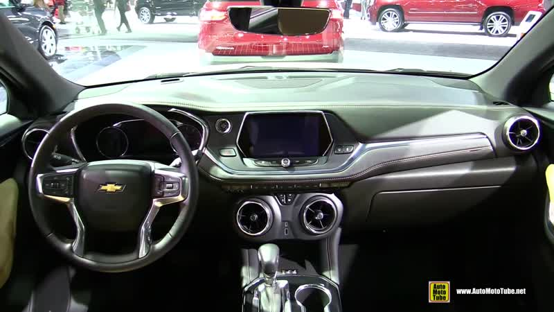 2019 Chevrolet Blazer - Exterior and Interior Walkaround - Debut at 2018 LA Auto Show
