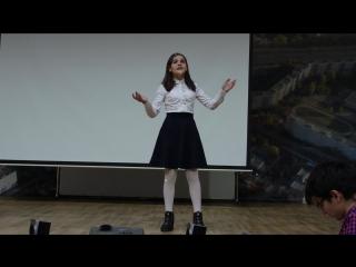 Виталина Софьина о маме 23.09.18