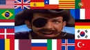 LazyTown - You Are a Pirate! (One-Line Multilanguage)