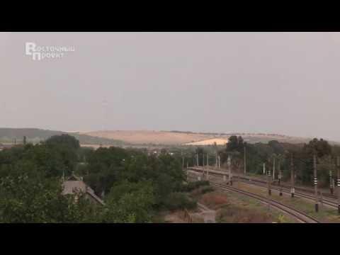 В Краматорске презентовали проект ветропарка