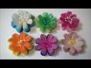 ペーパーポンポン 簡単!かわいい花の作り方 DIY Paper Ponpon Easy How to make cute flowers