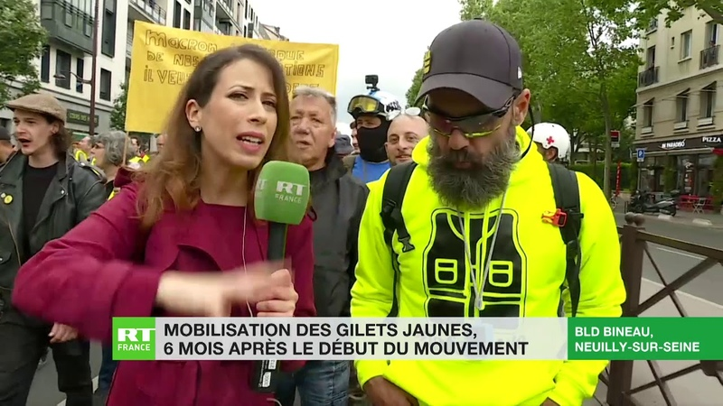 Jérôme Rodrigues «On continue à montrer notre colère face aux injustices fiscales et sociales»