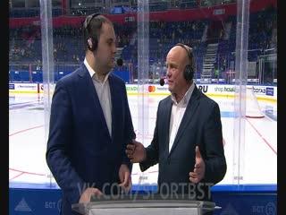 Доволен ли Рамиль Юлдашев исходом первого игрового отрезка? А также, что беспокоит Артема Сергеева?