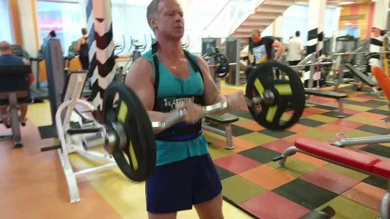 Target: Biceps brachii 45kg