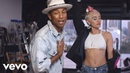 Pharrell Williams Come Get It Bae feat Miley Cyrus Official Music Video