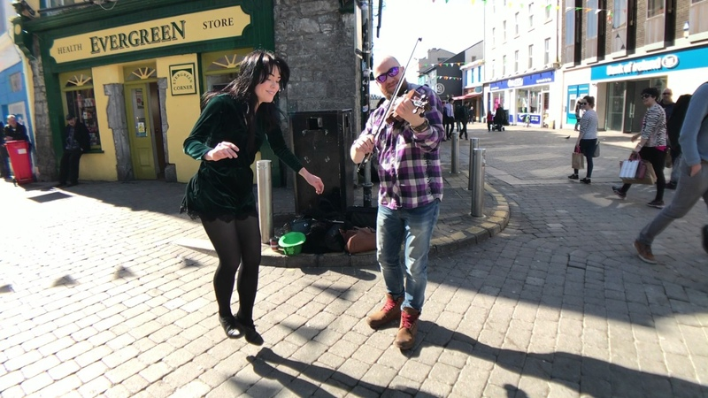 Fergal Scahill's fiddle tune a day 2017 Day 86 The New Mown Meadow